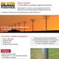 Wood Utility Pole Maintenance Products